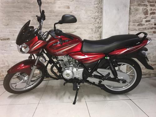 bajaj discover 125cc entrega de $15000 y 36 cuotas