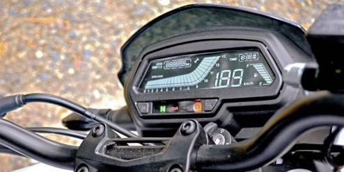 bajaj dominar 400 - mac moto - nueva