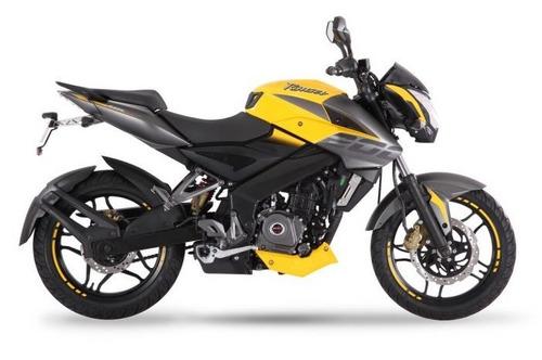 bajaj pulsar 200 ns - mac moto - nueva
