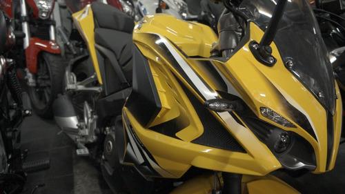 bajaj pulsar 200 rs - mac moto - nueva