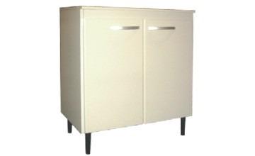 Bajo Mesada 2 Puertas-cocina-comedor-70 Cm Largo - $ 1.590,00 en ...