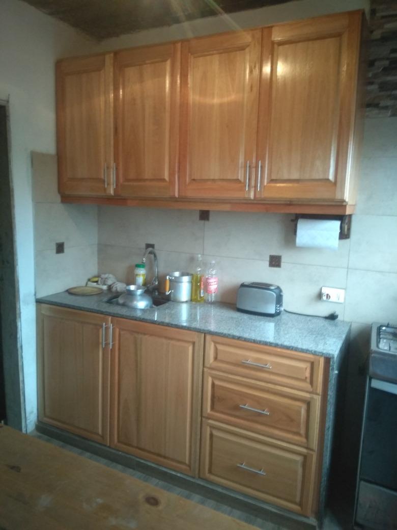 Muebles De Cocina Bajo Mesada Aéreo Madera Melamína A Medida - $ 100 ...