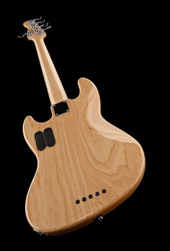bajo sire marcus miller v7 swamp ash 5 nt  active jazz bass