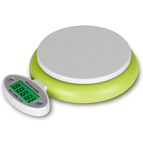 balanza de cocina de  5 kg/1g con pantalla lcd digital