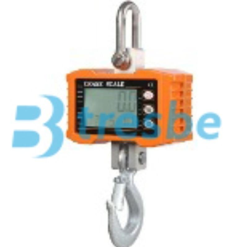 Dinam/ómetro con gancho para colgar industrial SCALE 500 KG CRANE