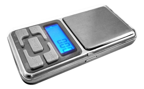 balanza digital de precision 0,01g hasta 200g de bolsillo