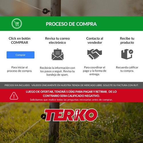 balanza electrónica para ganado terko tk3515c