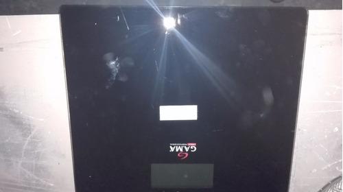 balanza para baño o dormitorio cristal templado