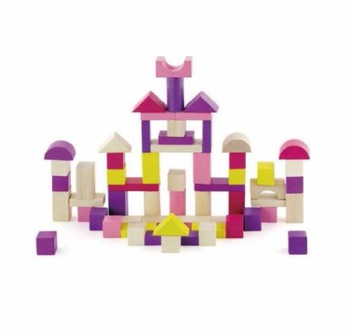 balde de bloques 60 piezas - viga