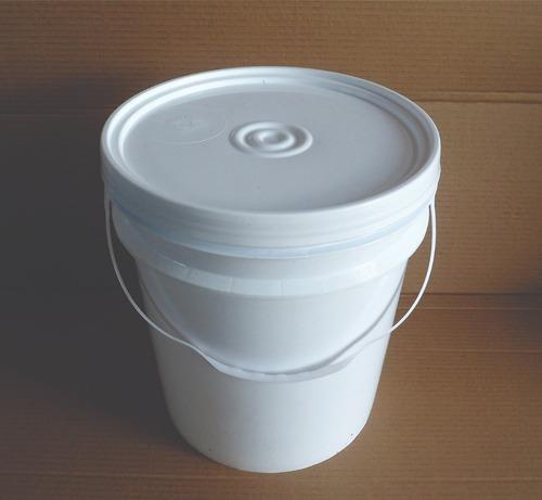 balde plastico envase 18 litros bidon tarrina