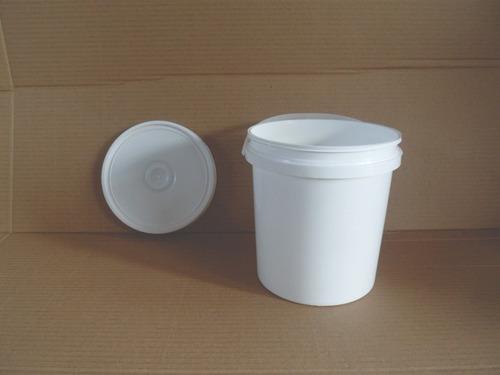 balde plastico envase 4 litros bidon tarrina