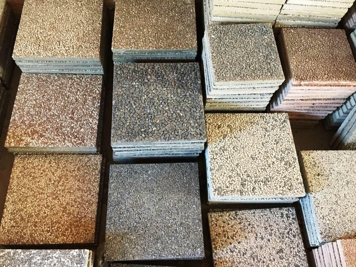 Baldosas de monol tico excelente calidad saldos 110 Baldosa pared piedra
