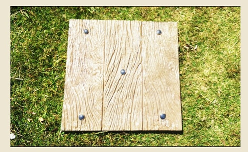 baldosas rusticas artesanales simil madera abulonada