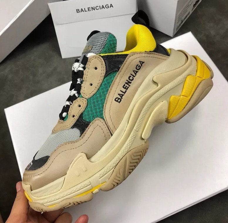 best website 6d848 7ad68 Balenciaga 3s