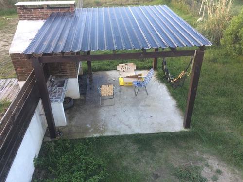 balneario san luis hermosa casa sobre la rambla!