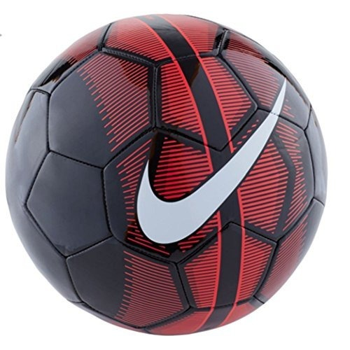 e0971fc439ced Balón De Fútbol Nike Mercurial Fade (negro   Rojo) (3) -   3.137
