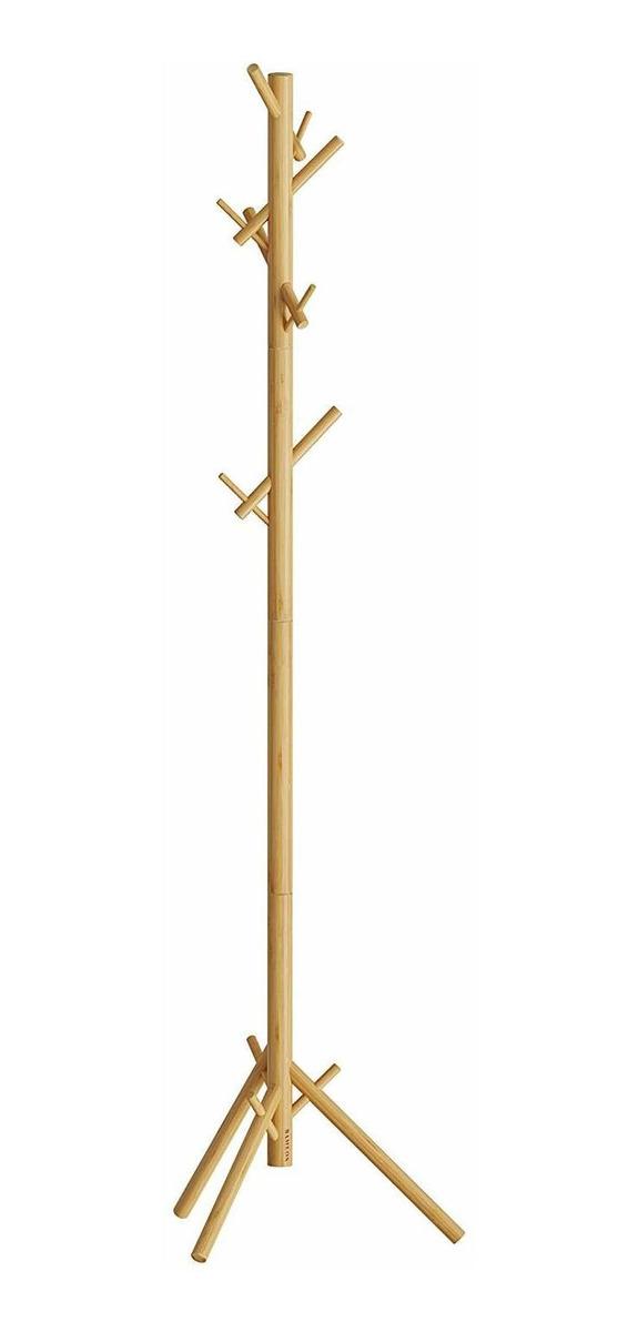 seleccione para oficial alta calidad gran venta Bamfox - Perchero De Bambú Para Árbol De Bambú, Fácil De