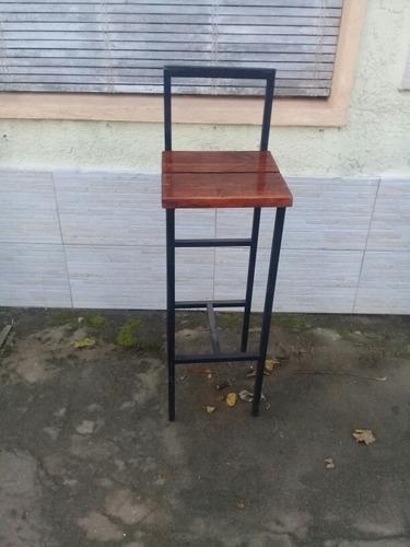 bancos para barras y lamparas rusticas .pregunte !!!