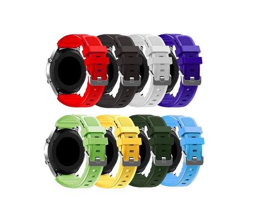 banda de reloj elegante gear s3 frontier classic, correa.