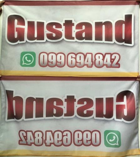 banderas promocionales personalizadas, banner,