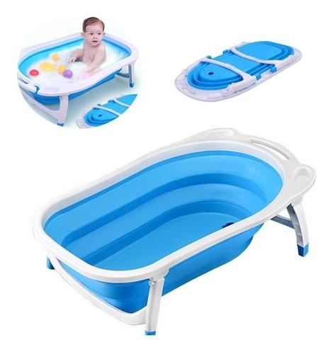 bañera baño para bebes y niños plegable calidad superior