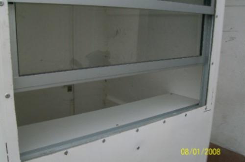baños quimicos, duchas, cabinas vigilancia