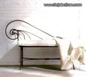banqueta ,decoración de interiores, muebles en hierro