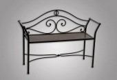 banquetas , decoradores , fabrica de muebles hierro forjado
