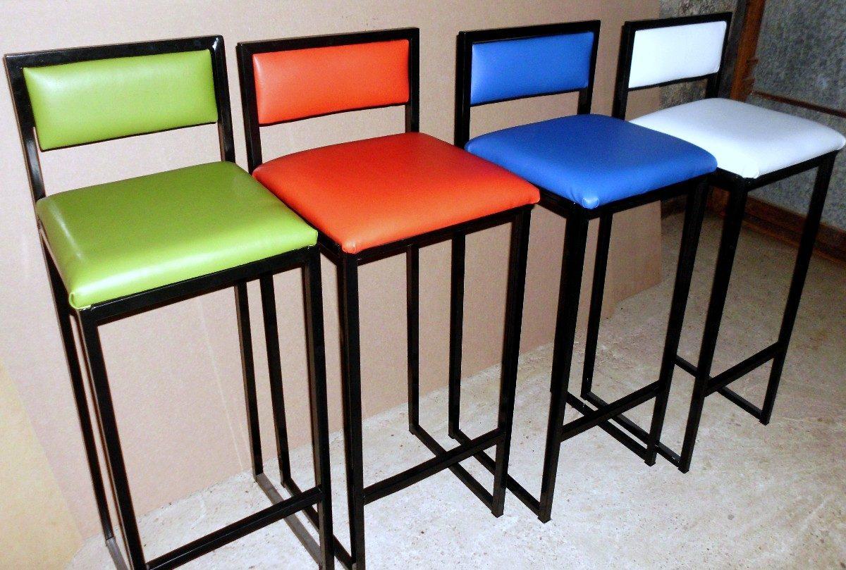 Banquetas taburetes sillas altas desayunador banco cajero for Taburetes para desayunador