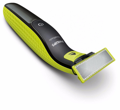 barbeador elétrico philips one blade e trimmer nasal wahl