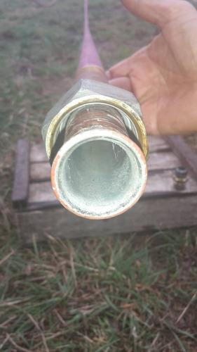 barcos flushing filtrado de aceite hidráulico industrial