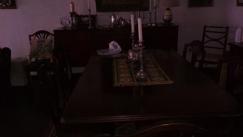bargueño inglesmesa y sillas