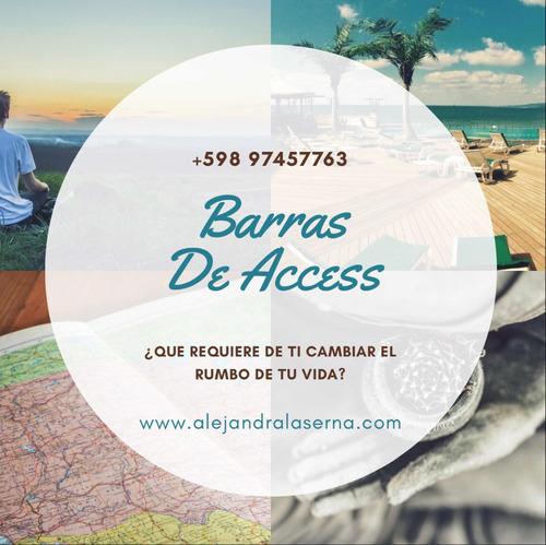 barras de access - tratamiento de 4 sesiones