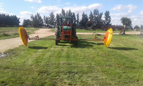 barras de herbicida