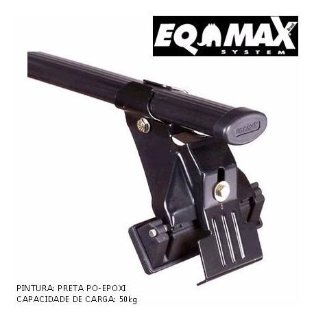 barras de techo palio 4p 2008 eqmax  cod. 3107