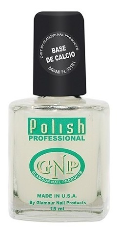 base de calcio gnp 15ml