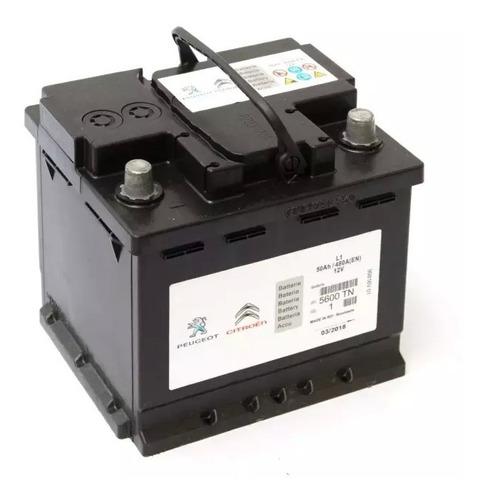 batería 12 v 60ah 640 a f de arranque peugeot 307 original
