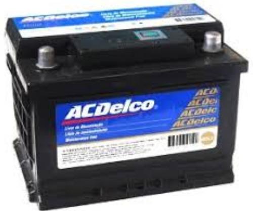bateria ac delco 45ah 75amp comercial gomeria blandengues