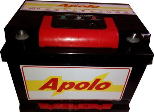 bateria apolo 160 amp 15 meses de garantia