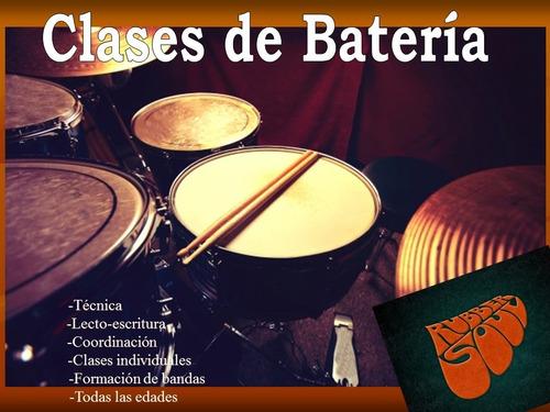 batería clases