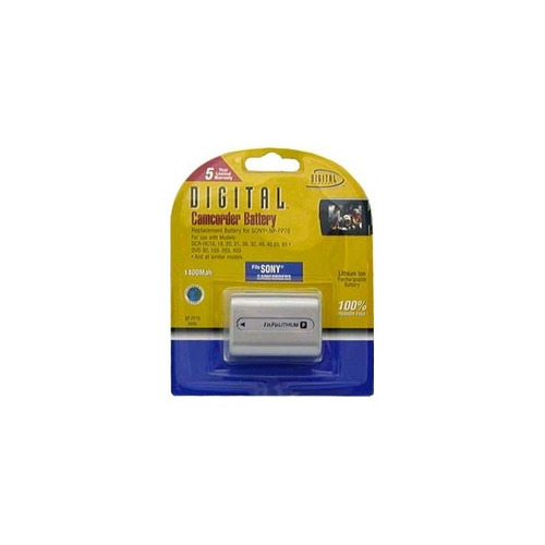batería compatible sony np-fp70 1800mah - lcp