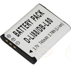 batería d-li88 para cámara pentax optio ws80 p80 p70