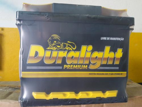 bateria duralight cral selada  carro celta palio uno corsa