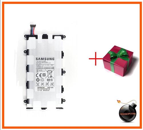 bateria genuina original samsung sp4960c3b galaxy tab 7 plus