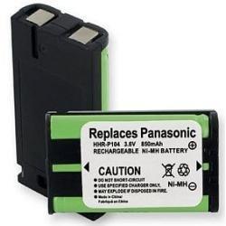 bateria panasonic hhr-p104 sin blister telefono inalambrico
