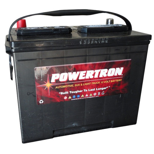bateria powertron para cortadoras de cesped (made in usa)