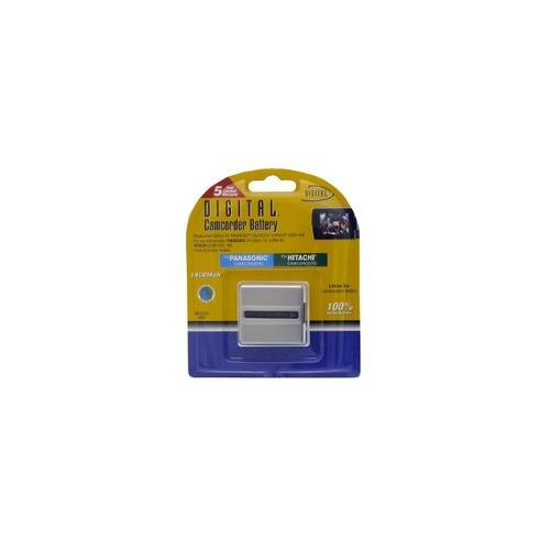batería p/panasonic cga-du14/pv-gs50, 70, vdrm-30 1400mah