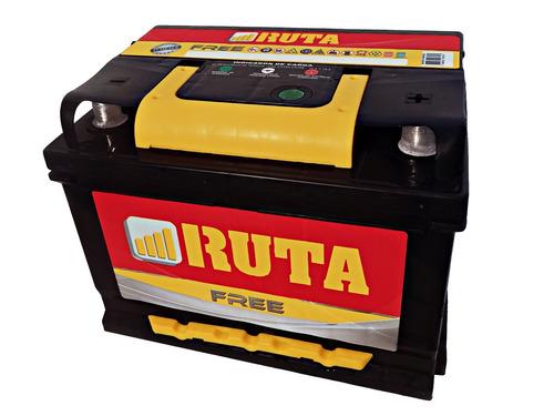 batería ruta free 90 amp 15 meses