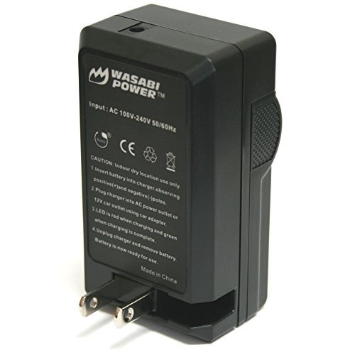 batería wasabi y cargador p/sony np-bx1 np-bx1/m8 2 u.