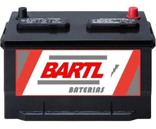 baterias autos bartl 115 amp d garantía 12 meses